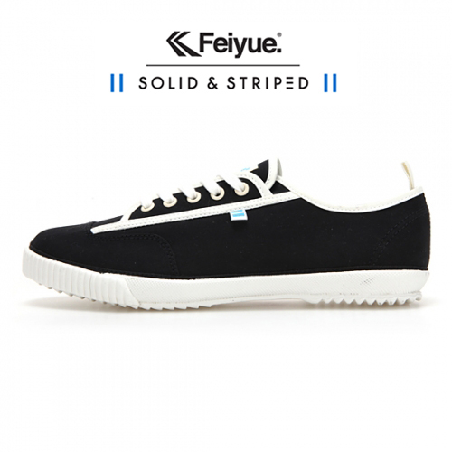 [UNISEX] SOLID AND STRIPED X FE LO / BLACK / F20197W