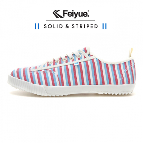 [UNISEX] SOLID AND STRIPED X FE LO / MULTI THIN STRIPED / F20200W
