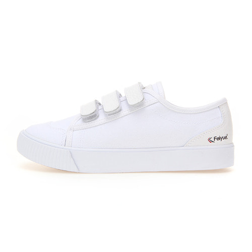 FEIYUE,페이유에,FE LO II RISE VELCRO,WHITE LEATHER,FU100010