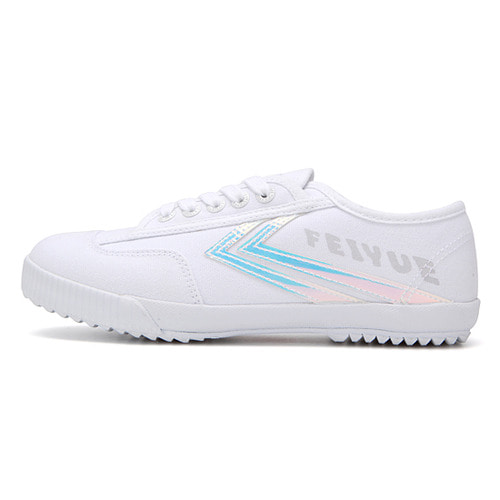 FEIYUE,페이유에,FE LO PLAIN,HOLOGRAM,WHITE,FW100068