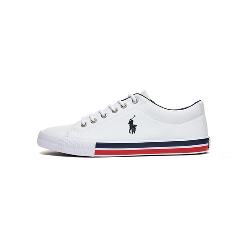 EDMUND II / WHITE TUMBLED NAVY/RED / RF102111J