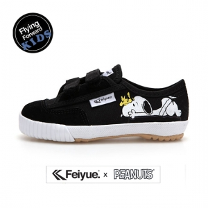 SNOOPY X FE LO KID BLACK / F30165T