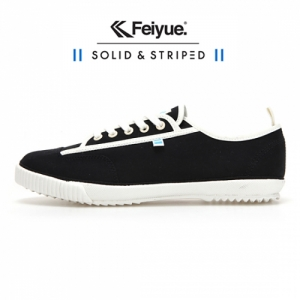 SOLID AND STRIPED X FE LO VALERIE BLACK / F20197W