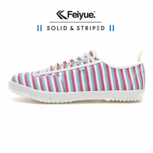 SOLID AND STRIPED X FE LO VALERIE MULTI THIN STRIPED / F20200W