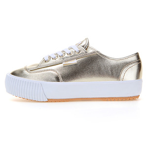 [WOMEN] PLAIN PLATFORM TL / GOLD CHROME / F20256W
