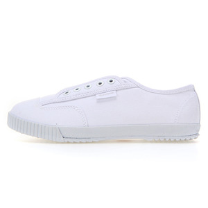 [WOMEN] PLAIN LACELESS TL / WHITE WHITE / F20259W