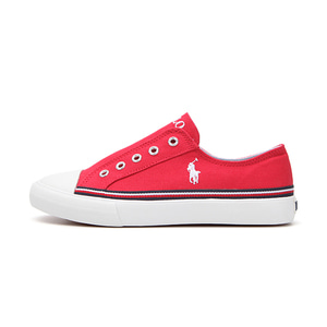 RALLYE / RED CANVAS W/ WHITE PP/ RF101446J