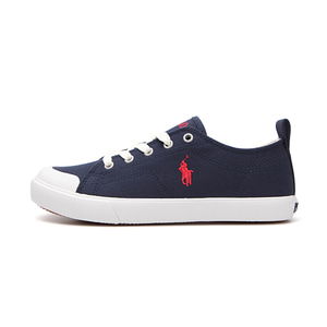 KINGSLEY / NAVY CANVAS W/ RED PP/ RF101620J