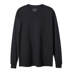 TRAP L/S / BLACK / LT200101