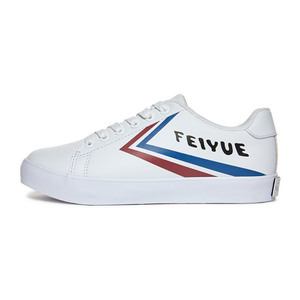 [FEIYUE] [UNISEX] FE LO COURT SP / WHITE/BLUE/RED / FU100075