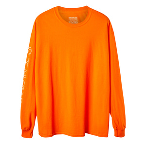 SUPER TRAP L/S / BURNT ORANGE / LT200702