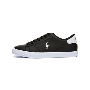 [JUNIOR] PIERCE II / BLACK TUMBLED/WHITE W/ WHITE PP / RF101978J