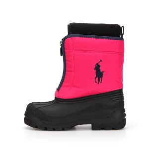 [CHILD]QUILO ZIP / SPORT PINK/NAVY NYLON / RF102059C
