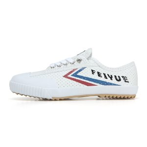 [4월10일부터 순차배송]FE LO CLASSIC/WHITE PERFORATED SMOOTH/FU100077