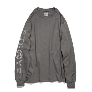 SUPER TRAP L/S / CARBON / LT200705S