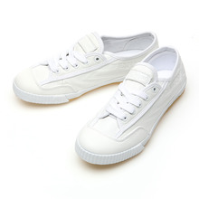 FE LO PLAIN WAXY LEATHER OFF WHITE / 00210071