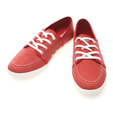 CASSIS HEAVY TWILL RED / 01900543