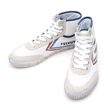 A.S HIGH ORIGINEWHITE RED BLUE / 00940627