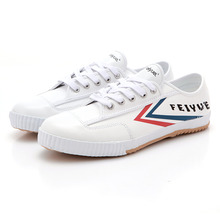 FE LO LEATHER WHITE BLUE RED / F10020M