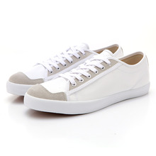 [UNISEX] FE LO II / LEATHER WHITE / F10029M_SIZE:35/37