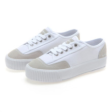 ~1/22까지 SALE PLAIN II PLATFORM  WHITE / F29005W
