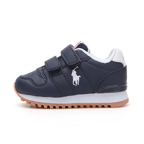 [TODDLER] ORYION EZ / NAVY TUMBLED W/ WHITE PP/ RF101684T