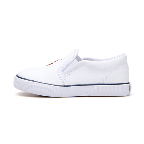 [TODDLER] BAL HARBOUR II / WHITE TUMBLED W/ MULTI PP/ RF100666T