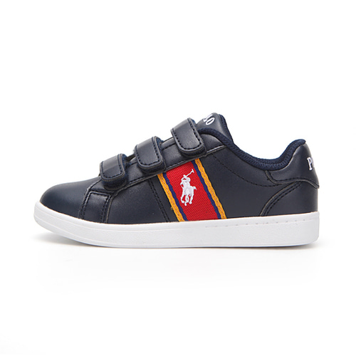 [CHILD] QUIGLEY EZ / NAVY SMOOTH/RED/WHITE W/ NAVY PP/ RF101632C