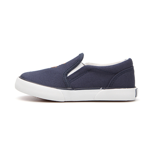 [CHILD] BAL HARBOUR II / NAVY CANVAS W/ MULTI PP/ RF100884C