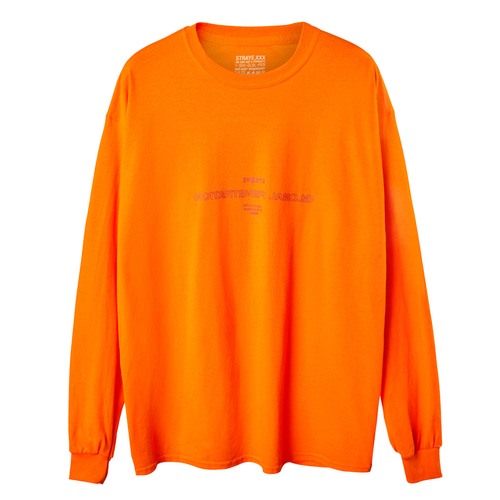 SELFIE L/S / BURNT ORANGE / LT200902
