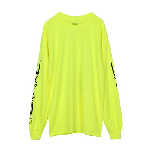 VORTEX L/S / NEON YELLOW / LT200203