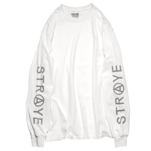 TRAP L/S / WHITE / LT200103S