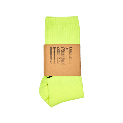 BIRDIE SOCKS / SAFETY YELLOW / CWS60102